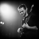 Florian Bolliger on bass